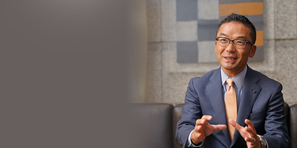 株式会社イシカワ 代表取締役社長 石川 一朗